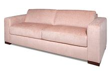 James Sofa in Dakota Blush