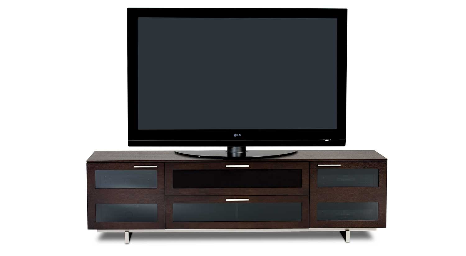 Long Media Console Long Cabinet Media Hardware With Long