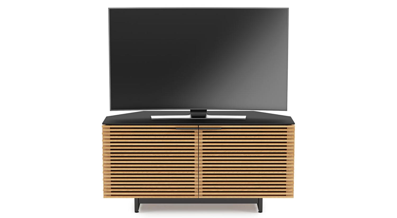 Living U003e Media Consoles Living: Media Consoles : Corridor Corner TV Cabinet