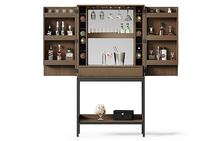 Cosmo Bar in Toasted Walnut