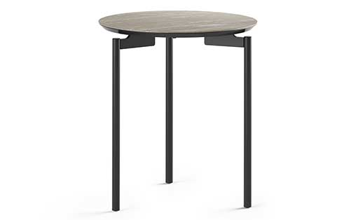 Radius Round End Table