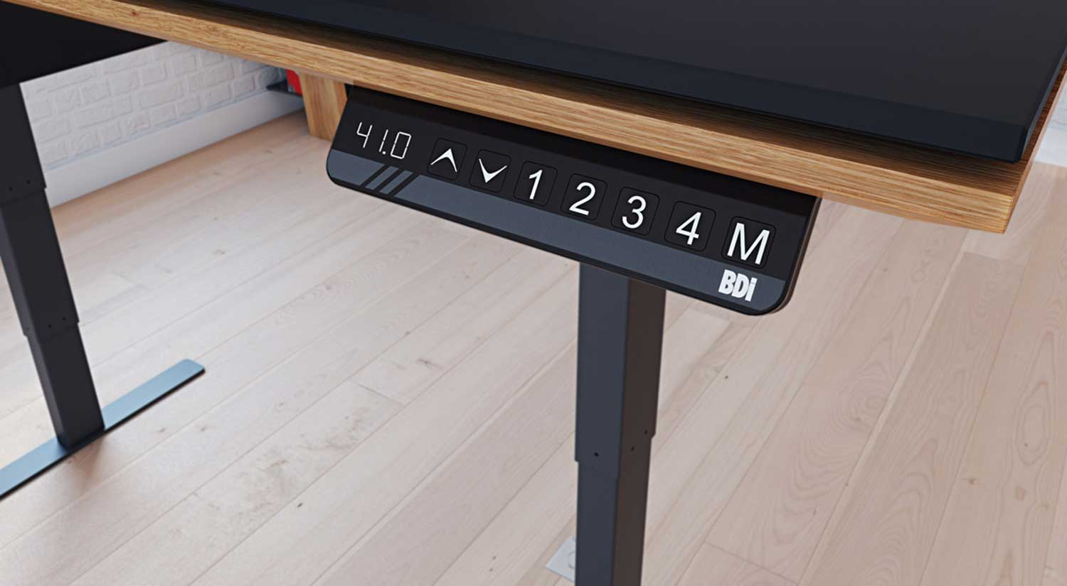 Sequel Large Lift Desk