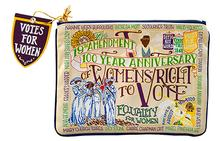 19th Amendment Zip Pouch