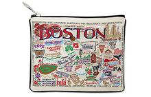 Boston Zip Pouch