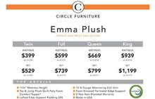 Emma Plush Mattress