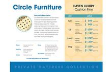 Haven Latex Mattress