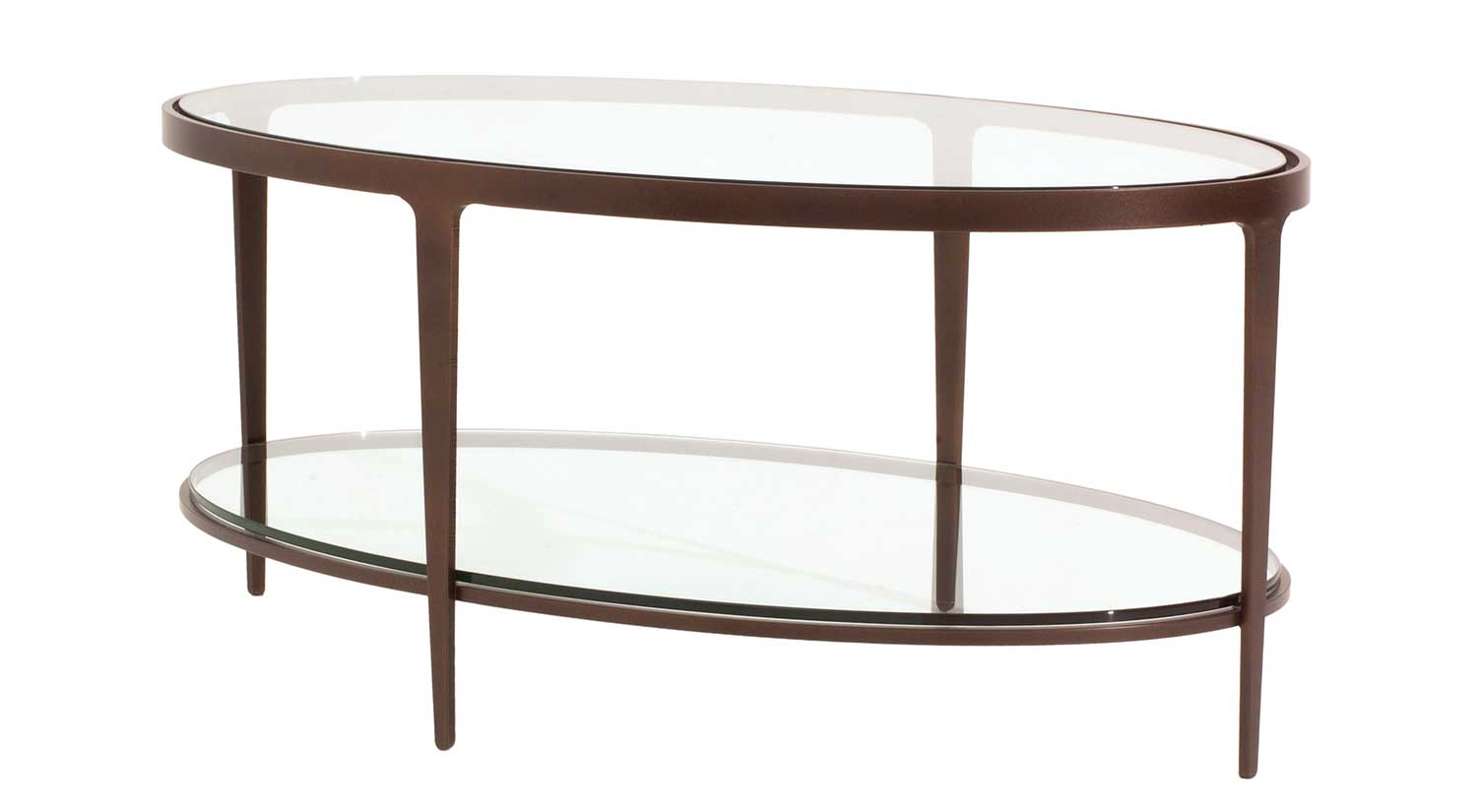 Ellipse Cocktail Table