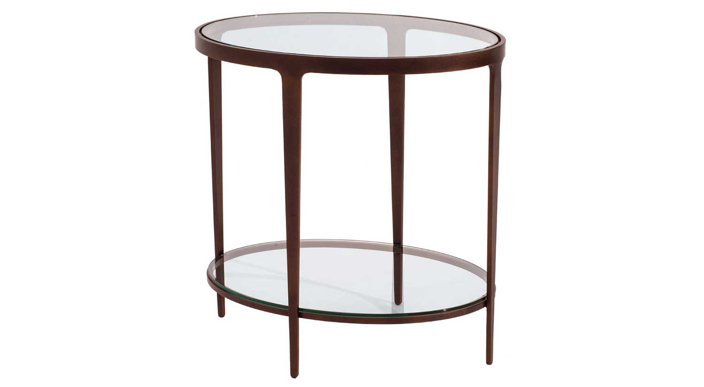 Living End Tables Ellipse Table