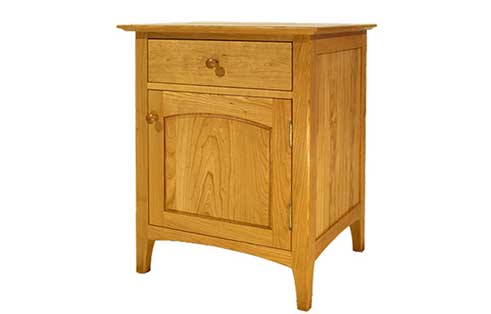 Cambridge One Drawer One Door Nightstand
