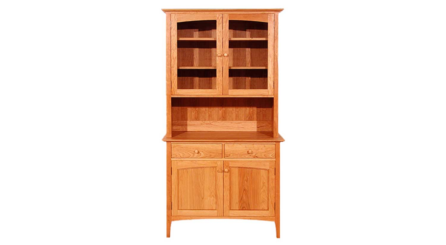 Circle Furniture Cambridge Two Door Buffet And Hutch Dining