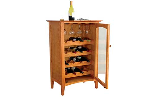 Cambridge Wine Cabinet