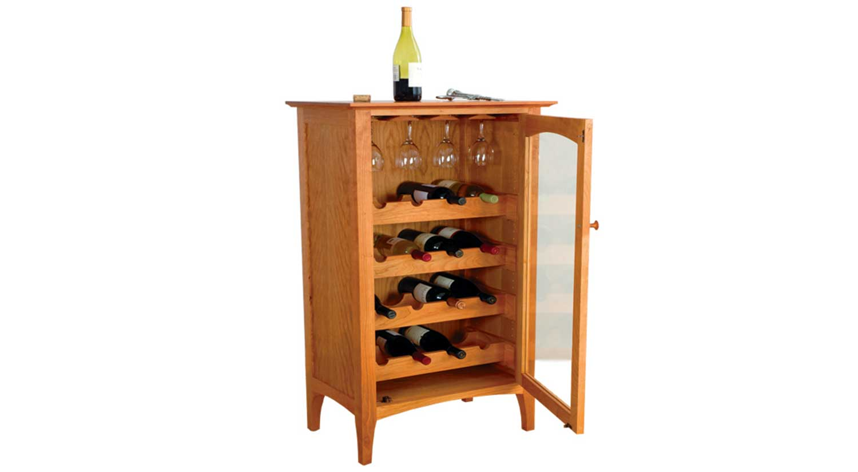 Cambridge Wine Cabinet