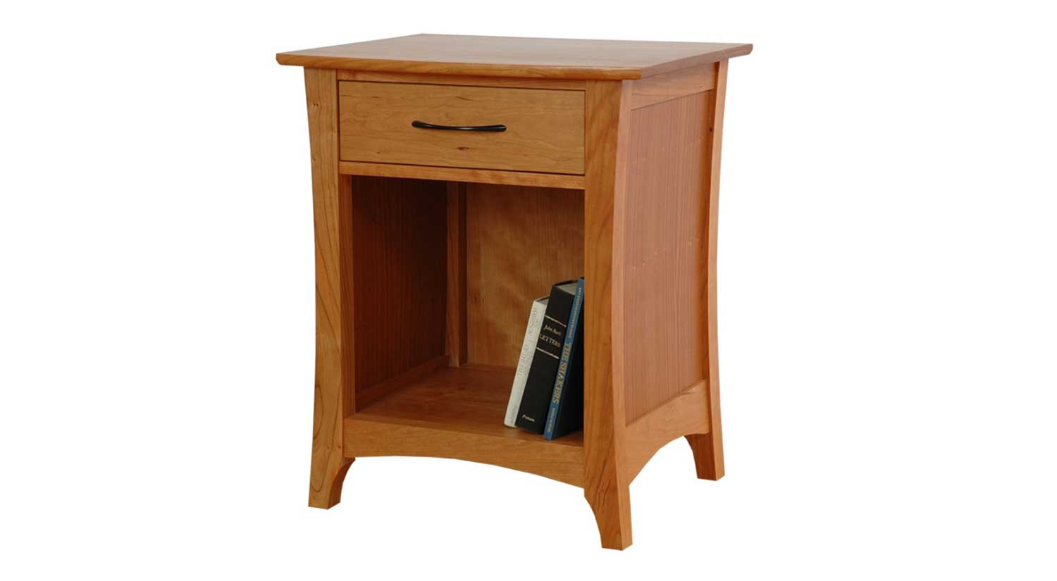 Verdana 1 Drawer Nightstand