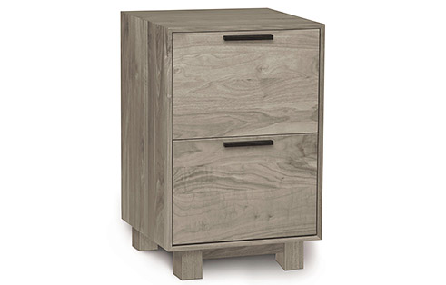 Linear Narrow File Cabinet