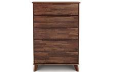 Linn 5 Drawer Wide Dresser