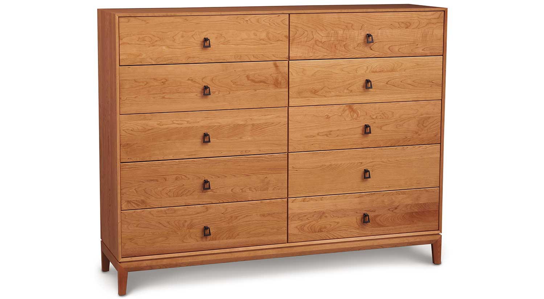 Circle Furniture - Mansfield 10 Drawer Dresser | Bedroom ...