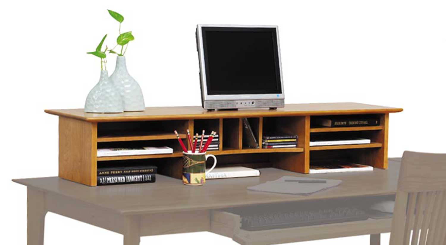 Circle Furniture Sarah Desk Cherry Desk Home Office