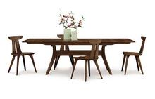 Audrey Extension Table in Walnut (Table Only)