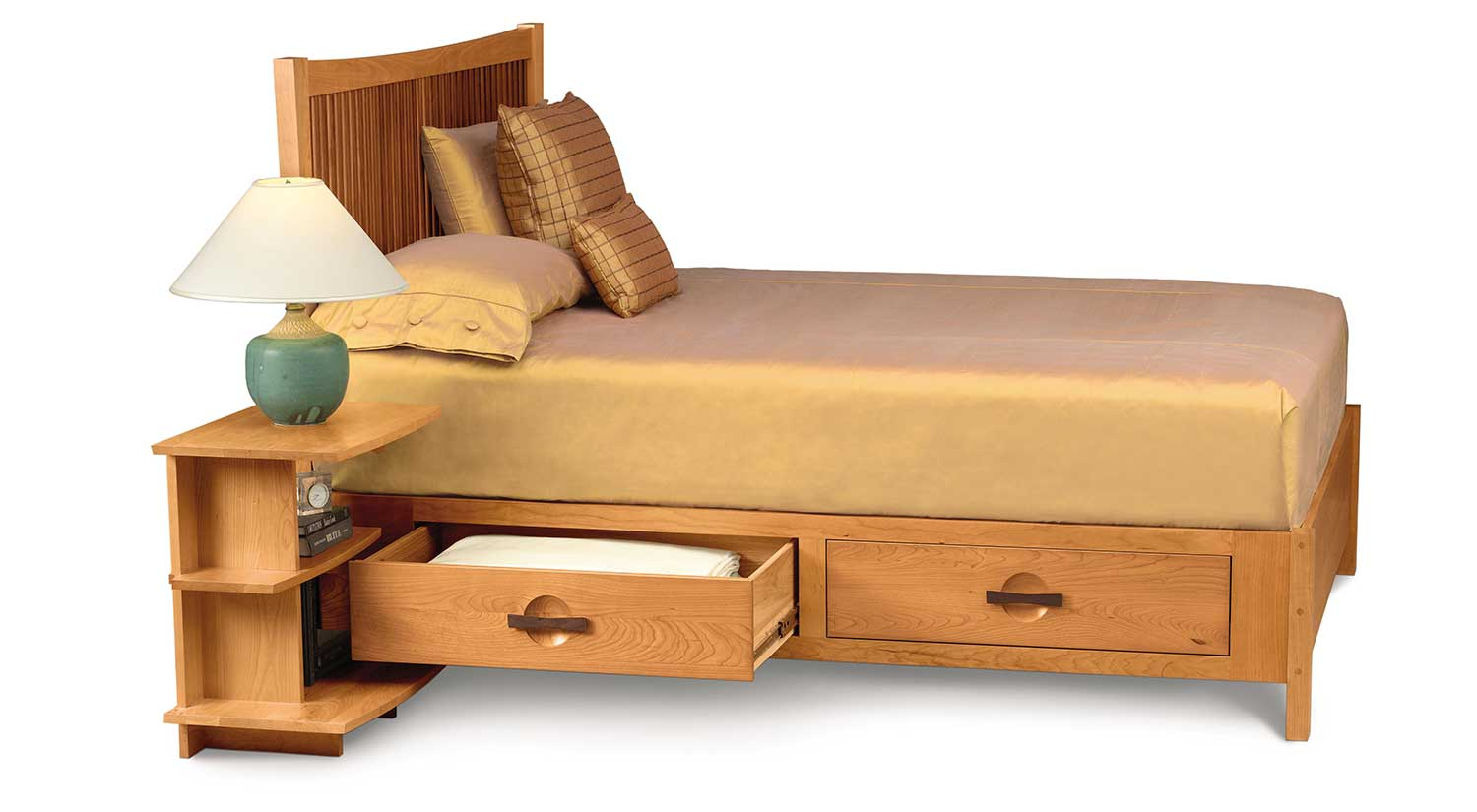 Berkeley Storage Bed Berkeley Storage Bed Berkeley Storage Bed. Shown With  Nightstand
