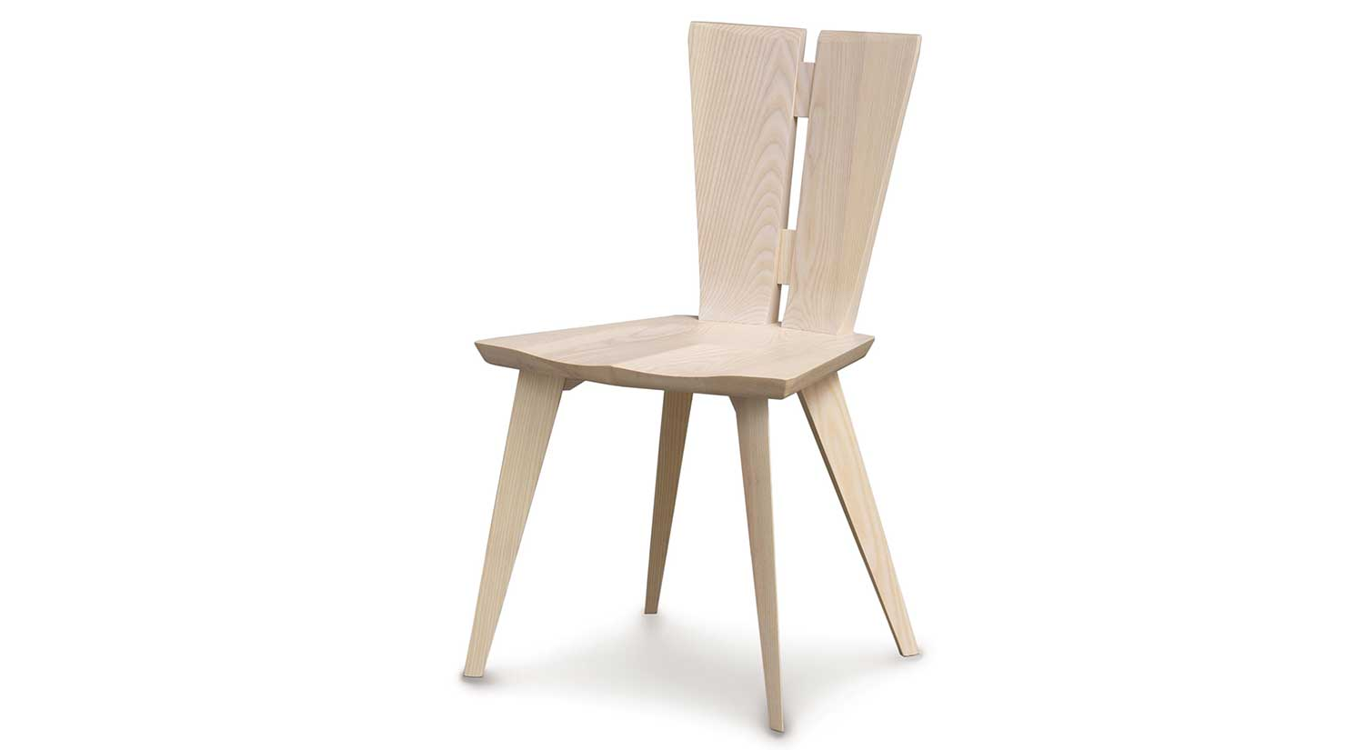 Astounding Circle Furniture Axis Dining Chair Modern Dining Evergreenethics Interior Chair Design Evergreenethicsorg