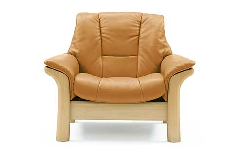 Buckingham Stressless Lowback Chair