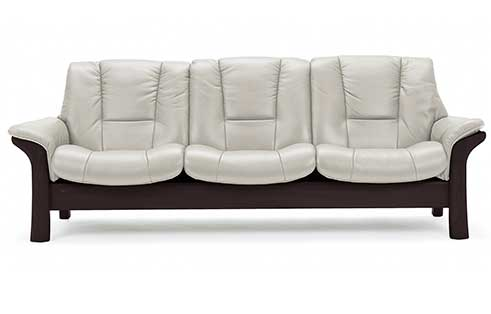 Buckingham Stressless Lowback Sofa
