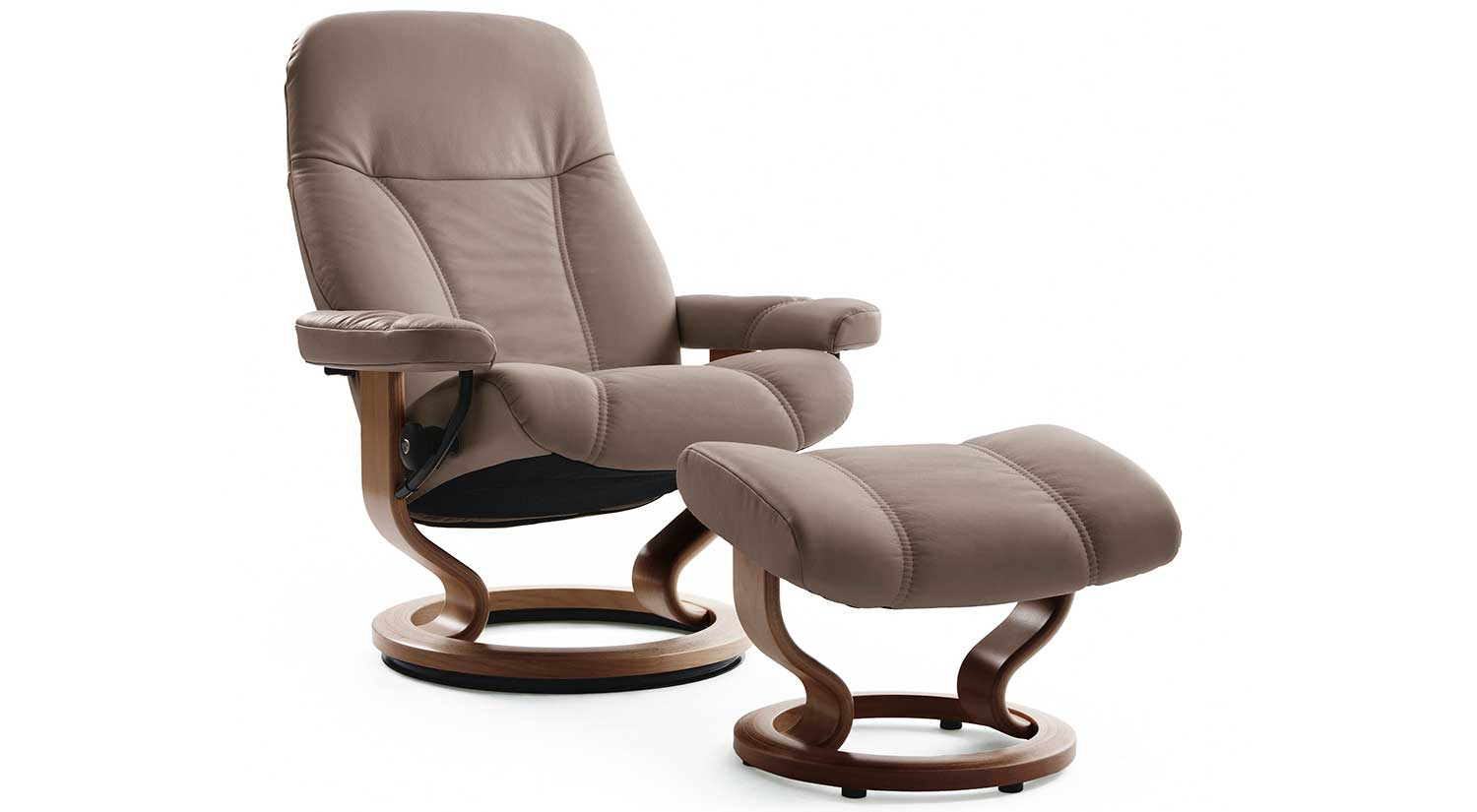 Consul Stressless Chair And Otto