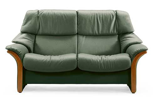Eldorado Stressless Highback Loveseat