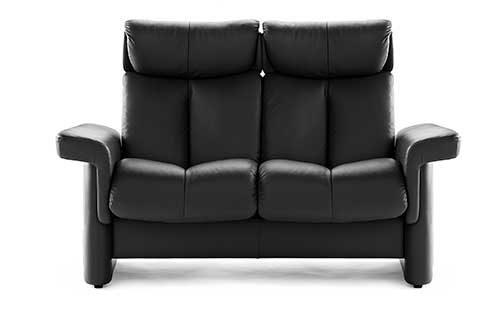 Legend Stressless Highback Loveseat