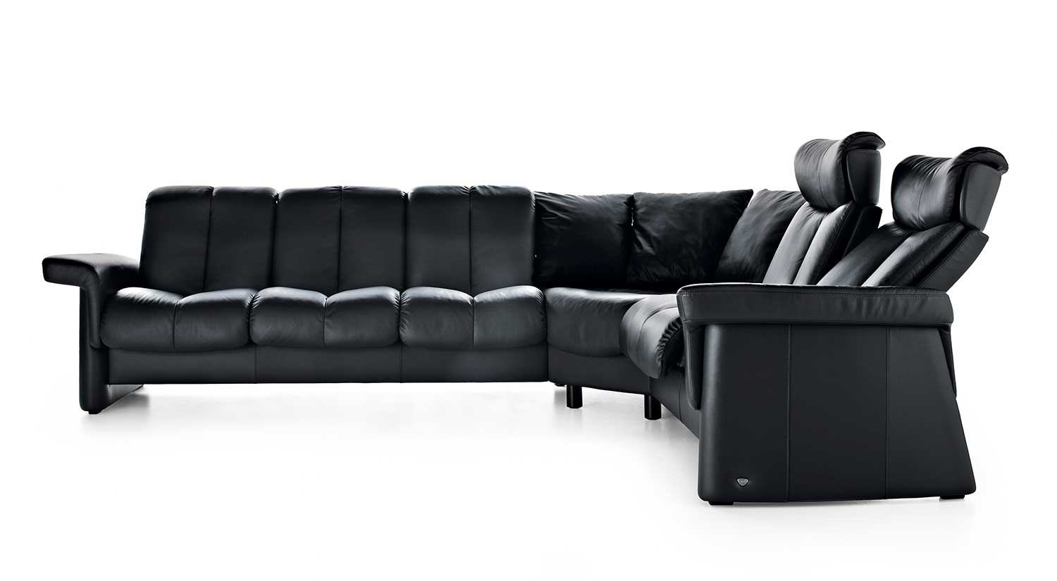 Legend Stressless Sectional ...  sc 1 st  Circle Furniture : ekornes sectional - Sectionals, Sofas & Couches