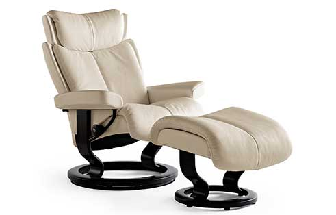 Magic Stressless Chairs and Ottos