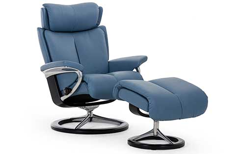 Magic Stressless Chair and Otto Signature