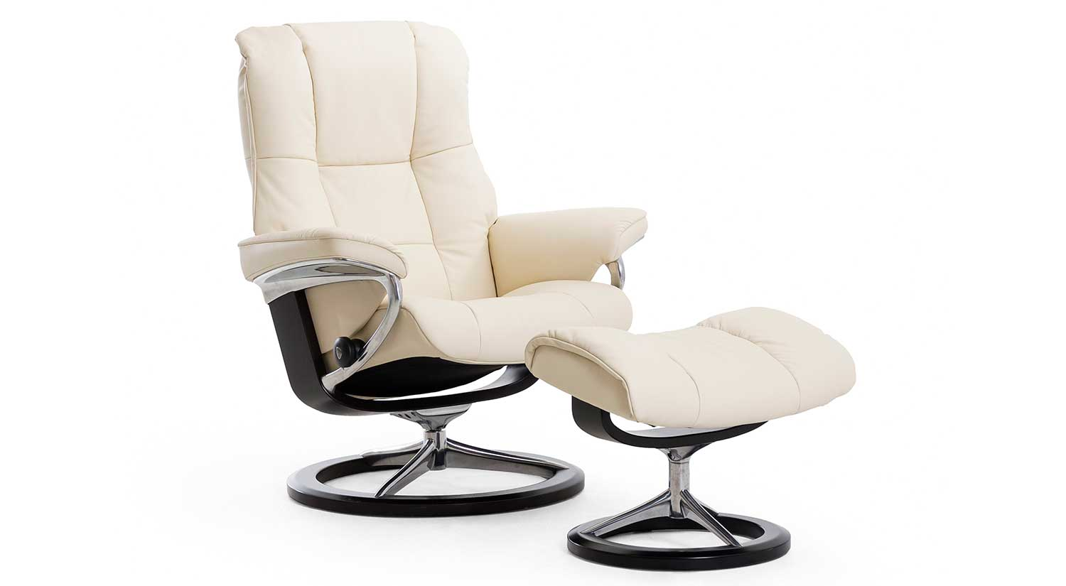 Mayfair Stressless Chair And Ottos Signature
