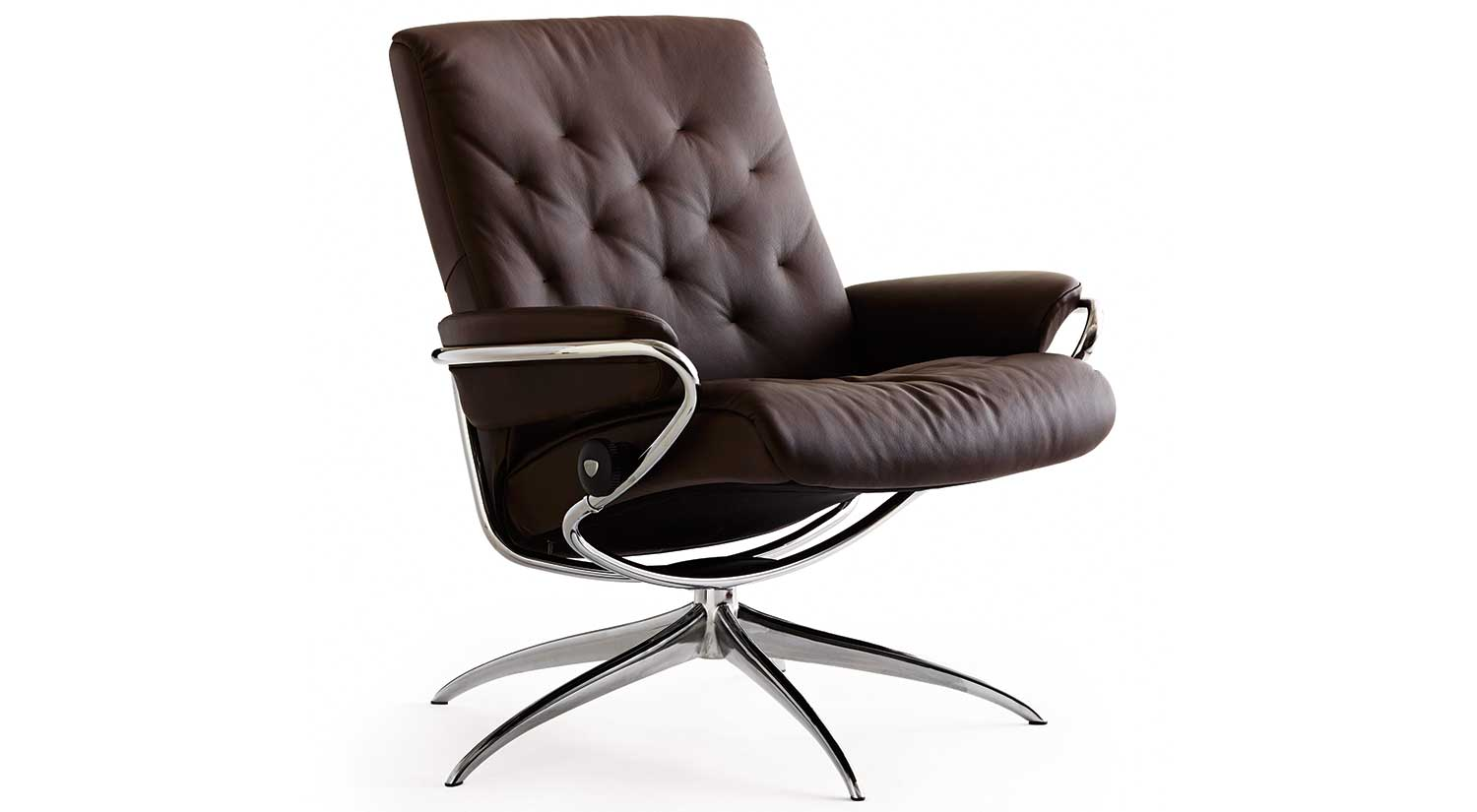 Metro Stressless Low Back Chair
