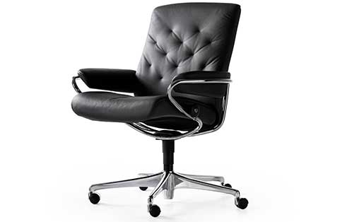 Metro Lowback Office Chair