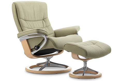 Nordic Stressless Chair and Otto Signature