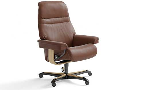 Sunrise Stressless Office Chair