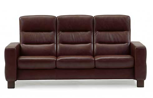 Wave Stressless Highback Sofa