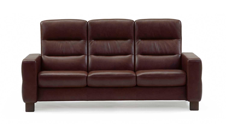 Circle Furniture - Wave Highback Sofa | Ekornes Sofas Boston ...
