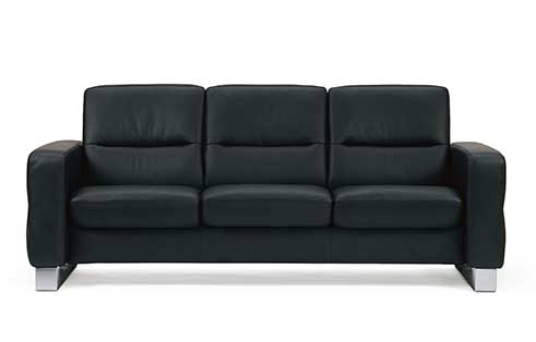 Wave Stressless Lowback Sofa