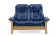 Windsor Stressless Highback Loveseat