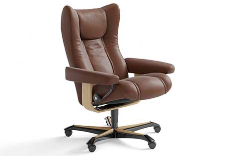 Wing Stressless Office Chair