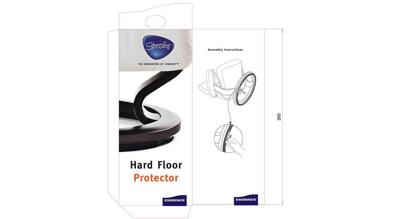 Circle Furniture Hardwood Floor Protector Stressless