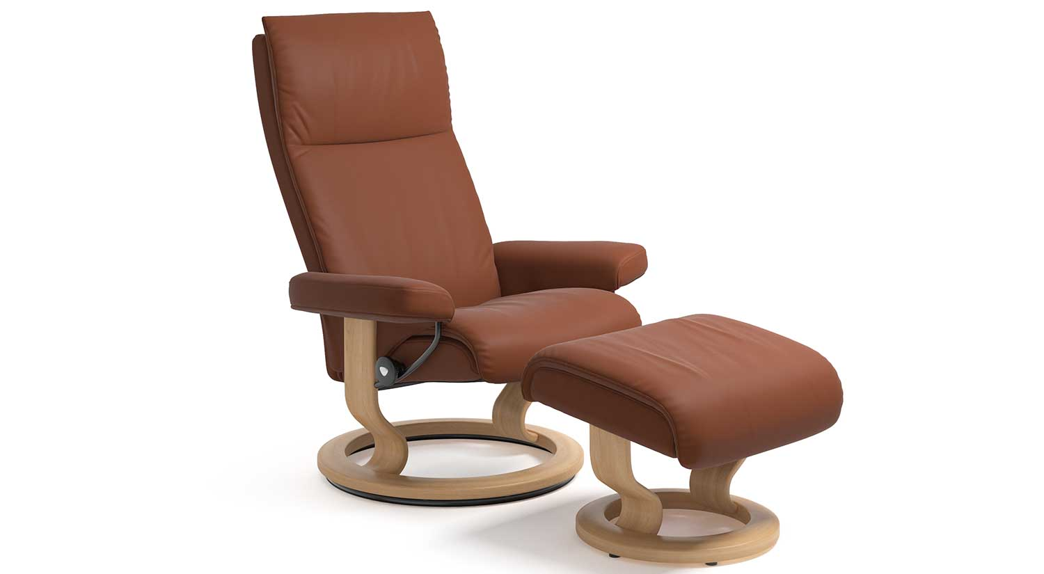 Aura Stressless Chair And Otto ...