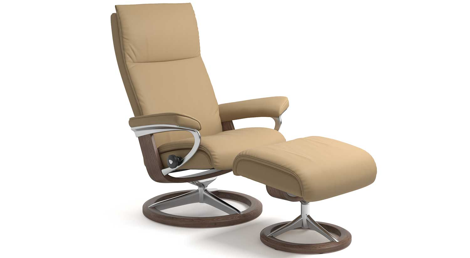 Aura Stressless Chair and Otto Signature
