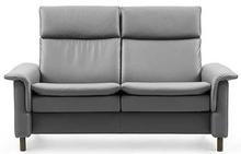 Aurora Stressless Highback Loveseat