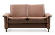 Aurora Stressless Lowback Loveseat