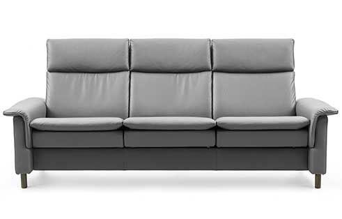 Aurora Stressless Highback Sofa