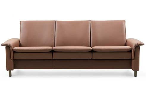 Aurora Stressless Lowback Sofa