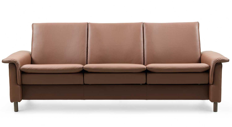 Aurora Stressless Lowback Sofa